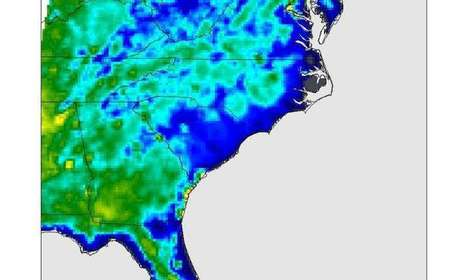 NASA eyes on Earth aid response to Carolina flooding - Phys.Org | Astronomy News | Scoop.it