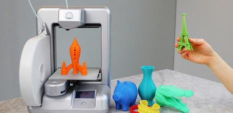 Impression 3D : tout ce qui est déjà possible pour les particuliers | FabLab - DIY - 3D printing- Maker | Scoop.it