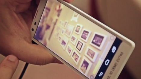 Google's Project Tango: A smartphone that sees your surroundings | Technology News | Scoop.it