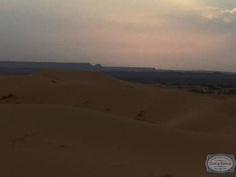Saharan Sunrise | Travel | Scoop.it