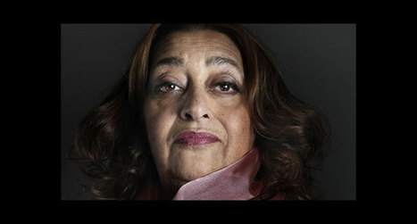 Zaha Hadid: queen of the curve | Avant-garde Art, Design & Rock 'n' Roll | Scoop.it