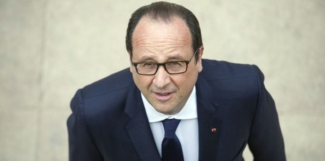 Thévenoud, Trierweiler, sondages... Le jeudi noir de François Hollande | News | Scoop.it
