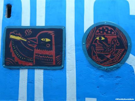 What my hands made : Street art sétois | Le Street Art - Art de la rue - Graffiti - TAG | Scoop.it