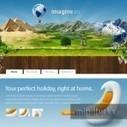 Cómo conseguir un diseño web que impresione visualmente | Cultura Visual | Scoop.it