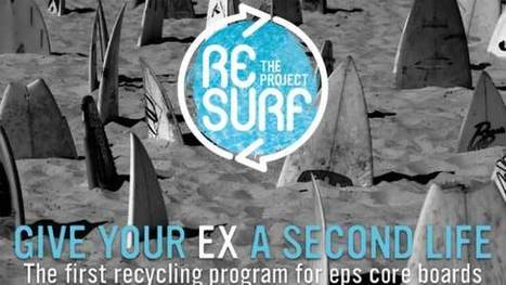 100 000 tablas de surf al año es un montón de basura | RESURF recyclage | Scoop.it