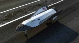 Microwaves could propel future spaceplanes into orbit   More Commercial Space News   Scoop.it