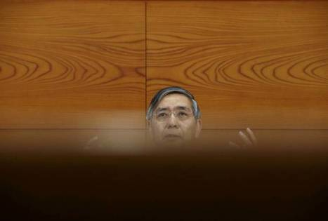 BOJ easing seen as blunt tool by one fund, blowing bubbles by another   The Japan Times   thewheelworld   Scoop.it