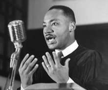Martin Luther King  Jr and Non-Violence | Christian Nonviolence | Scoop.it
