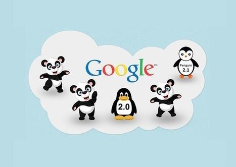 Référencement : Les 11 changements majeurs de Google en 2013 ... | Deep In The Web | Scoop.it