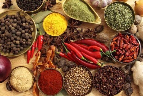 Health Benefits of Spices | Fruit for Health | Scoop.it