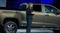 Leadership Lessons from GM's Mary Barra | Organisation Development | Scoop.it