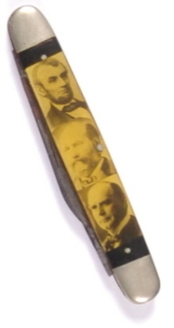 Looking Sharp: Political Knives Stand the Test of Time | Antiques & Vintage Collectibles | Scoop.it