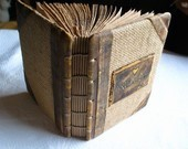 Handmade Books on Etsy - Art, blank, coloring, instructional, poetry books | Diventa editore di te stesso | Scoop.it