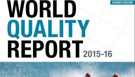 WORLD QUALITY REPORT 2015: The Facts You Must Know - The Official 360logica Blog | Software Testing | Scoop.it