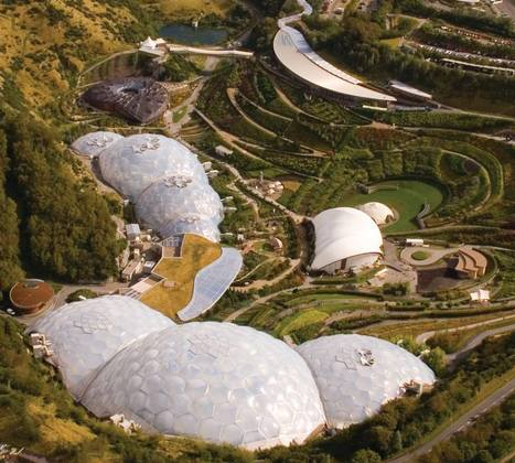 Top reasons to visit the Eden Project in Cornwall   Architecture & Gardens   Scoop.it