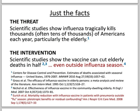 Non-epidemiologist tries to do epidemiology, feeds anti-vaccine activists | Vaxfax Monitor | Scoop.it