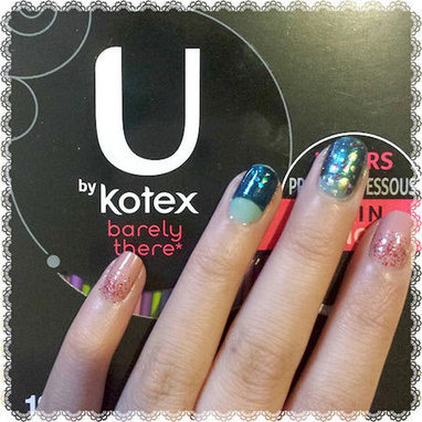 Sponsored: Nail Art How-to: New Year's Eve | Fashion DIY | Scoop.it