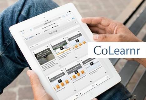 [CoLearnr] Collaborate and Learn | Tecnología e inclusión. | Scoop.it