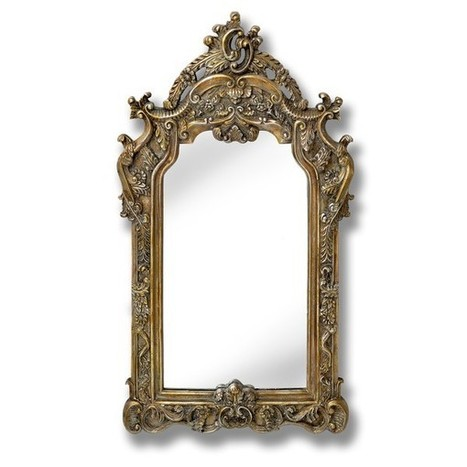 Antique gold mirror | Antique Accessories | Scoop.it