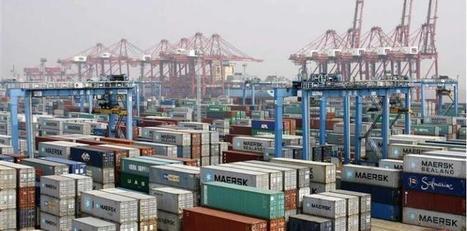 Zone euro : excédent commercial de 10,4 milliards d'euros en trompe l'oeil | Economics actu | Scoop.it