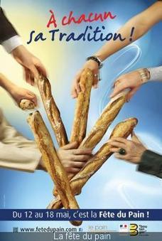 La fête du pain 2014 à Paris | Sortir à Paris.com | Actu Boulangerie Patisserie Restauration Traiteur | Scoop.it