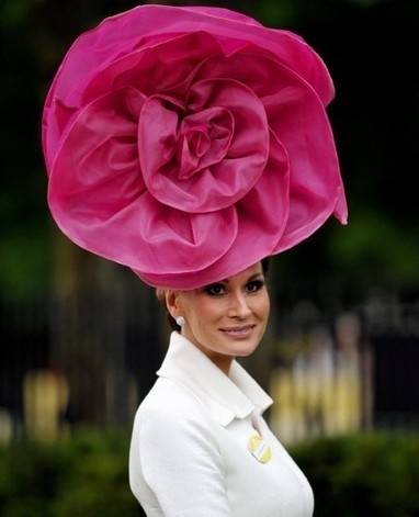 Royal Ascot 2013: weird and wonderful hats - Fashion Galleries - Telegraph | Fashionable Things | Scoop.it