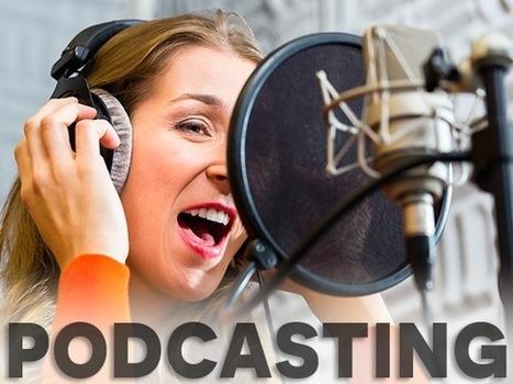 3 Secrets to Podcasting as Social Media Revolution - Huffington Post | Digital Cinema - Transmedia | Scoop.it