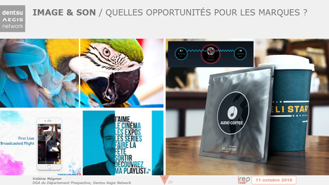 Dentsu Aegis Network détaille comment la technologie peut être une force d'inspiration et de créativité pour les annonceurs | Offremedia | LinkingBrand: E-Marketing | Scoop.it