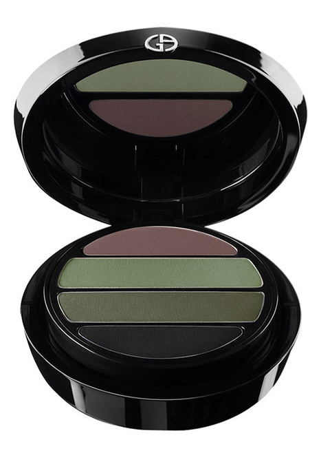 New Product Alert! Giorgio Armani Eyes to Kill Shimmer Eyeshadow ... | four my eyes only | Scoop.it