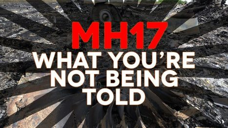 Flight MH17 - What You're Not Being Told | Liberty Revolution | Scoop.it