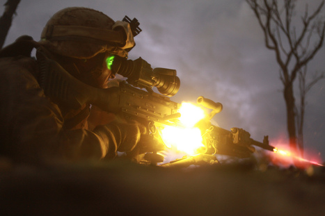 Marine Corps developing plans for Middle East Quick Reaction Force based in Bahrain | Marine Officer-Aspect 2 & 3 | Scoop.it