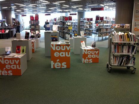 La gratuité fait bondir les inscriptions aux bibliothèques de Bordeaux - Rue89 Bordeaux | -thécaires are not dead | Scoop.it