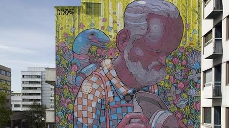 See No Evil: Street Art Transforming Bristol   Société Perrier   Globalization, Art, and Education   Scoop.it