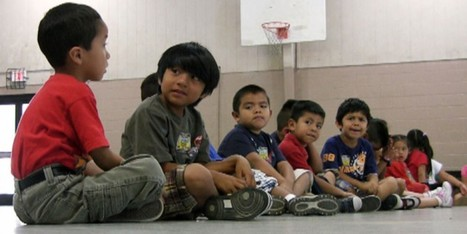 Hispanic Kids Lag Without Early Literacy Support: Study | English Language Learners in the Classroom | Scoop.it