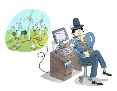 Eric Vidalenc » Les éoliennes, ça commence à bien faire ! ...si on essayait le financement participatif ? | Think outside the Box | Scoop.it