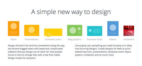 Canva – Amazingly simple graphic design   Design   Scoop.it