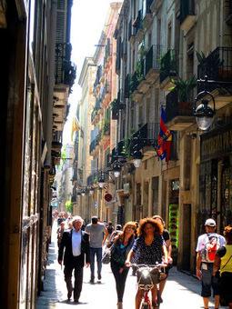 Me voy de viaje: Planes Para Un Viajero Bohemio En Barcelona   Boxvot   Scoop.it