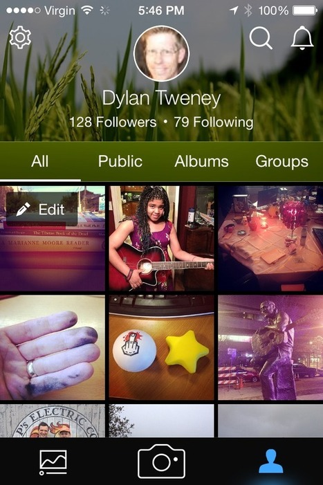 Yahoo's new Flickr app adds creepily accurate search tool | Digital-News on Scoop.it today | Scoop.it
