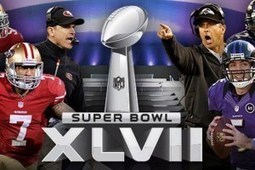 XII Super Bowl Fun Facts in One Handy Infographic | Sizzlin' News | Scoop.it
