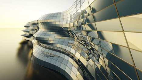 5 Artists Inspired By Modern Architecture | Building & Architecture | Scoop.it