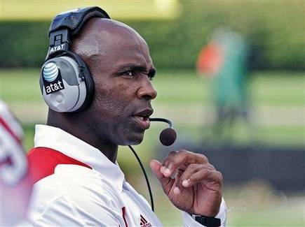 Report: Charlie Strong acknowledged rumors he faced discrimination because of interracial marriage | Mixed American Life | Scoop.it