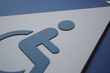 Handicap en bibliothèque : une réforme du cadre légal en 2015 | Actualités des médiathèques | Scoop.it