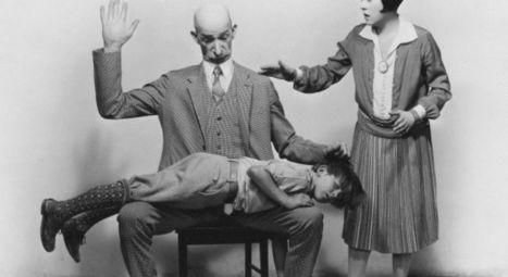 Interdire la fessée ?   La maltraitance familiale   Scoop.it
