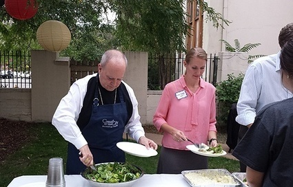 'Un-gala' fundraiser draws awareness to homeless ministry | Just a Plain Jane Catholic | Scoop.it