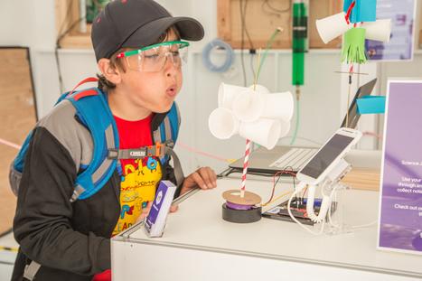 Amateur Scientists Will Love Science Journal, Google's New App | Make: | Heron | Scoop.it