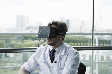 Oculus Rift Gives Medical Students a Surgeon's Perspective | eLearning, Medical Education and Other Snippets | Scoop.it