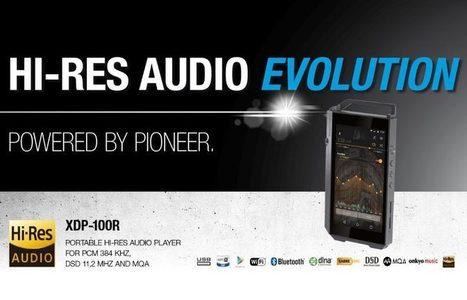 Comment régler le problème de volume sur votre baladeur Pioneer XDP-100 ? – Blog Cobra | Toute l'actualité en Image et Son : Hi-Fi, High-Tech, Home-Cinéma, TV, Vidéoprojection... | Scoop.it