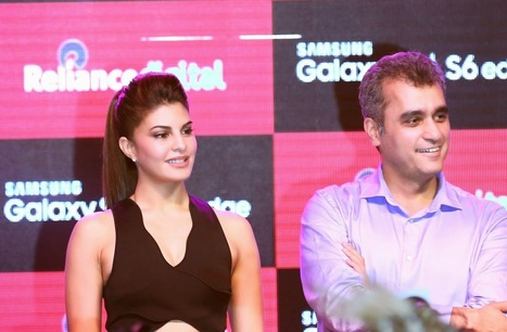 Bollywood diva Jacqueline Fernandez presents Samsung Galaxy S6 & S6 Edge - The world's Best Smartphones are Now Available in India- Pocket News Alert | Latest bollywood News & movies news,Upcoming Movies trailer Updates, movie show time | Scoop.it