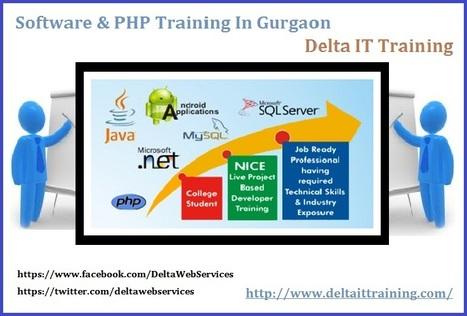 PHP Training Provider Gurgaon|SEO Training Company|Delta IT Training | Company Registration | Scoop.it