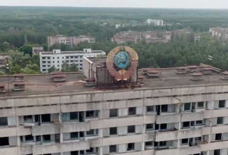 This drone-filmed video of Chernobyl is the most haunting thing you'll see all week | ExpDiM | Scoop.it